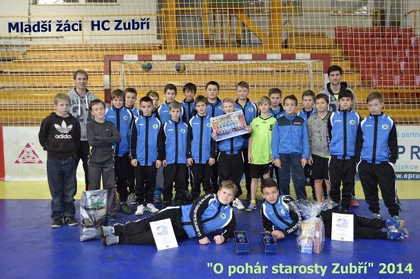 Mladší žáci HC Zubří