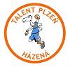 logo Talent Plzeň házená